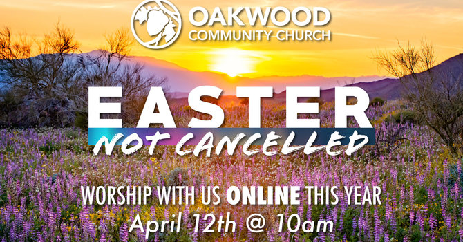 Easter... Not Cancelled! image
