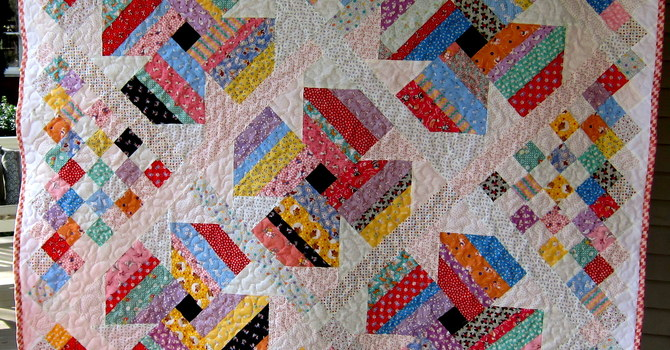 Ladies Quilting