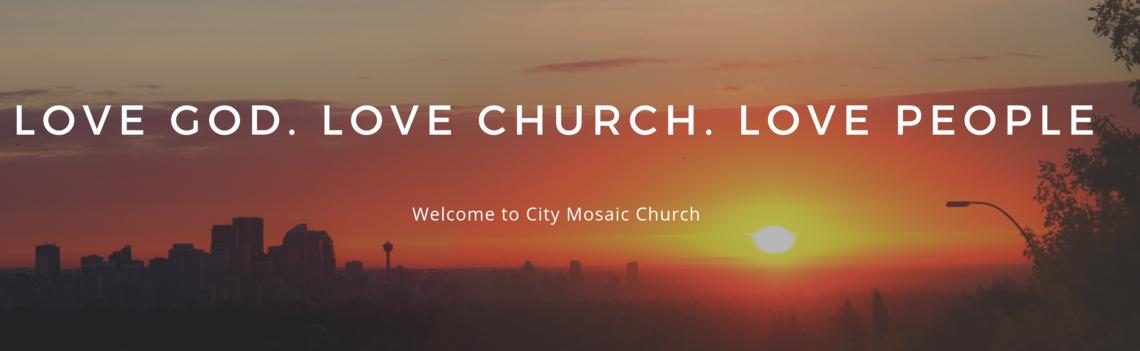 City Mosaic Church
