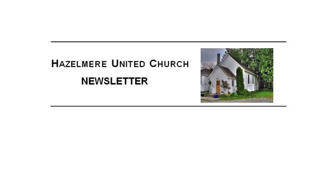 HUC Newsletter (November - December 2018) image