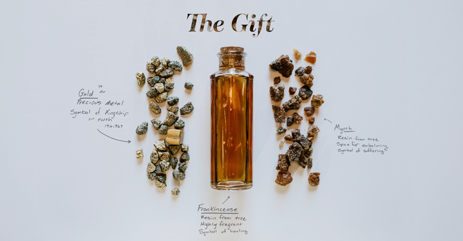 Frankincense for the Priest