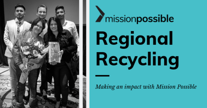 Making an Impact: Regional Recycling image