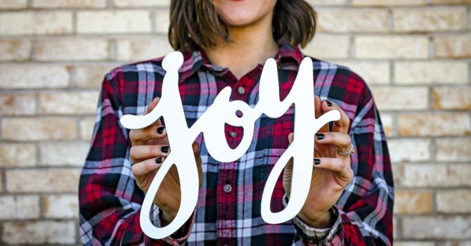 Choosing to See Joy image