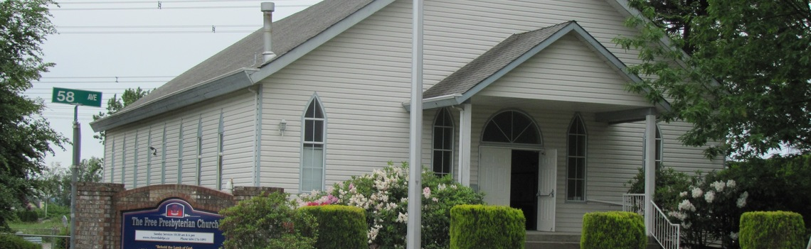 The Free Presbyterian Church in Cloverdale