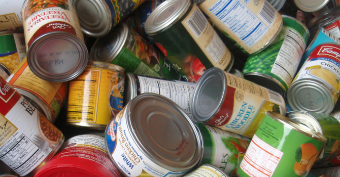 Food Bank at St. John's