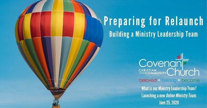 Building A Ministry Leadership Team image