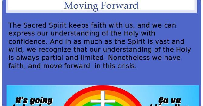 Moving Forward: reopening plan updated image