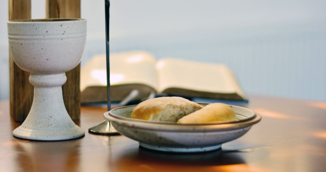 November 1 Online Communion