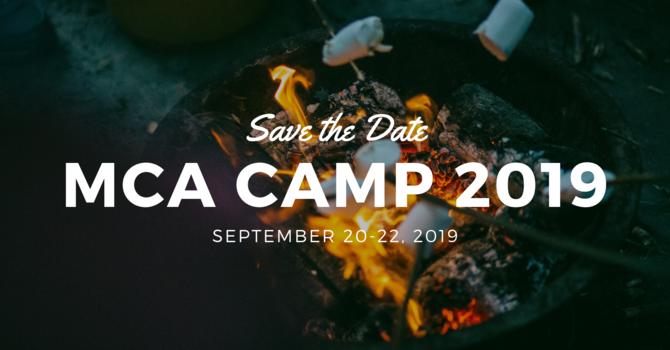 Register for MCA Camp 2019 image