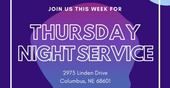 Thursday Night Service