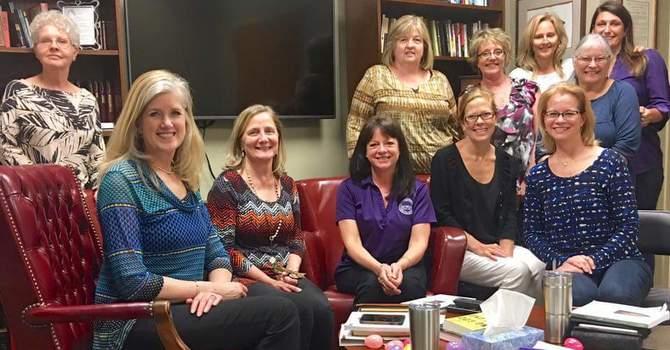 Women at The Vine