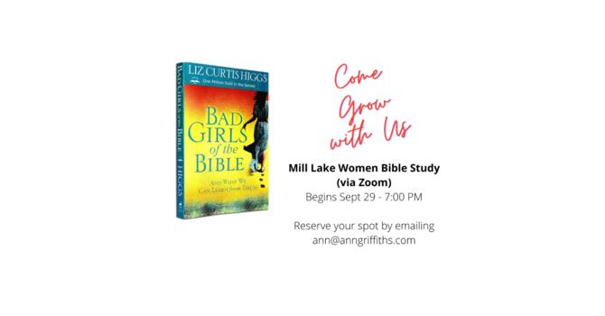 "Women's  Study: ""Bad Girls of the Bible"""