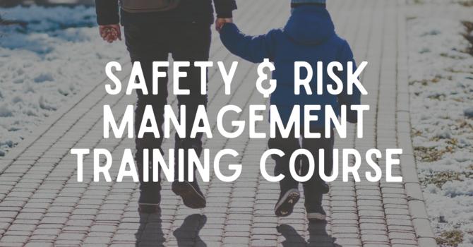 Safety & Risk Management 訓練 image