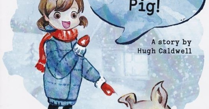 """It's Not My Pig"" Book and Fundraiser image"