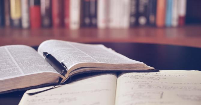 Studying God's Book - with Rev. Milton Cruz