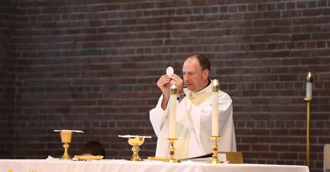 Sunday Mass (Sat. 5pm)