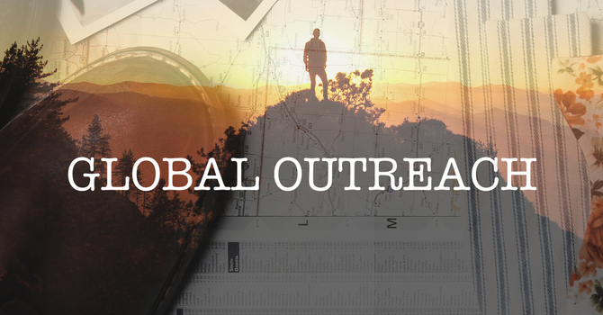 New Global Outreach Page! image