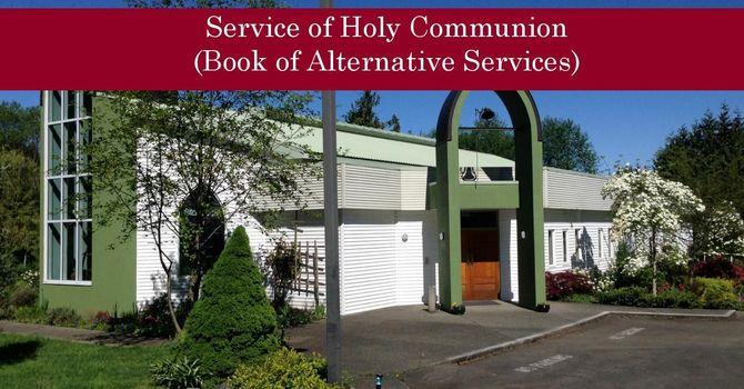 13 September - Holy Communion