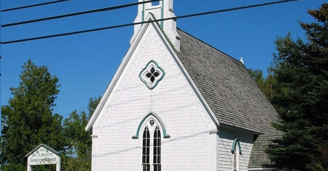St Lawrence, Bouctouche