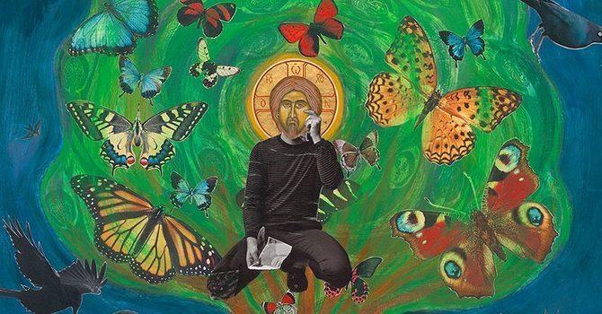 Family Eucharist Trinity 14 image