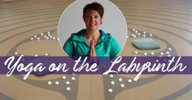 Yoga on the Labyrinth - online via Zoom