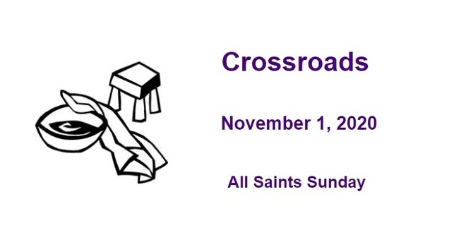 Crossroads November 1, 2020 image