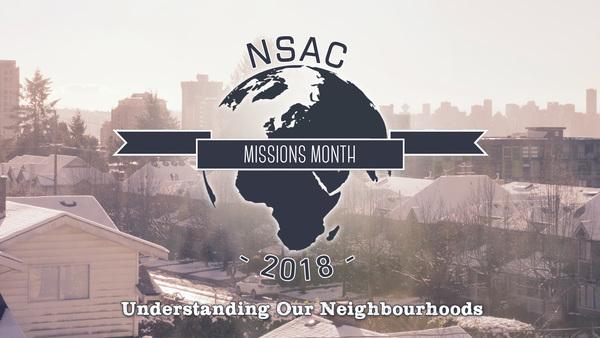 Understanding Our Neighbourhoods