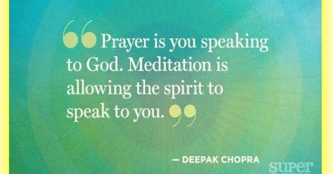 Spiritual Resilience through Prayer and Meditation