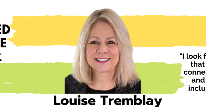 Louise Tremblay appointed new ED for Seniors Come Share Society  image