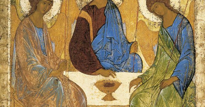Trinity Sunday Holy Eucharist image
