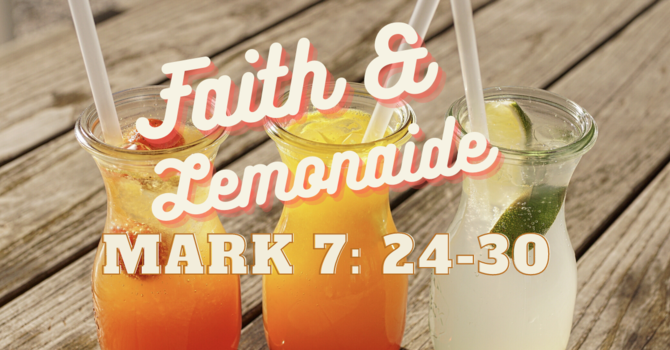 Faith & Lemonaide