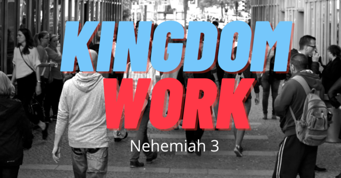 Kingdom Work