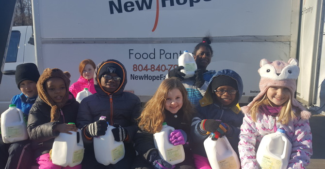 New Hope Pantry