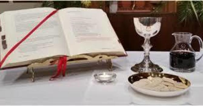 8.00 Sunday Eucharist [Suspended]