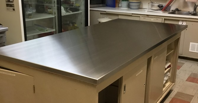 New Counter Top Installed! image