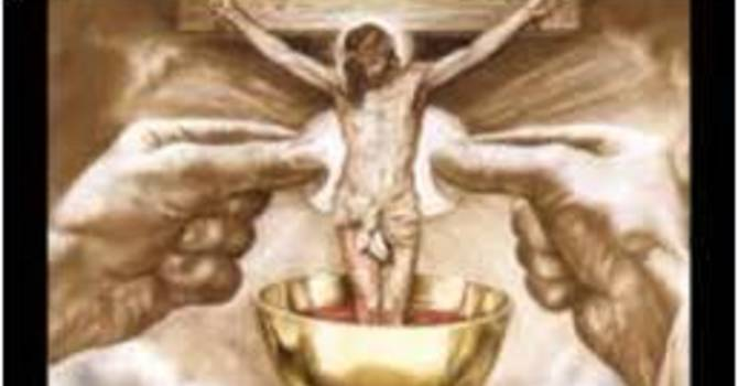 BULLETIN: June 14, 2020 - Feast of Corpus Christi image