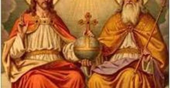 Bulletin: June 7, 2020; Holy Trinity Sunday image