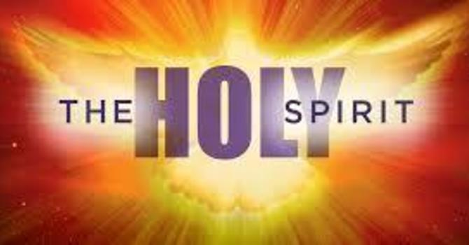 Bulletin: May 31st, 2020; Pentecost Sunday image