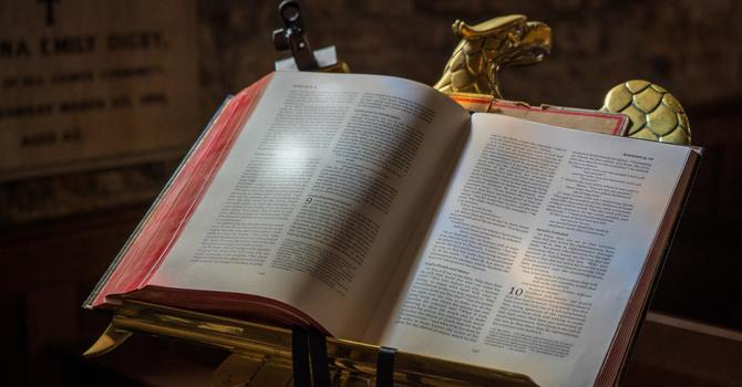 Reading Scripture in Worship
