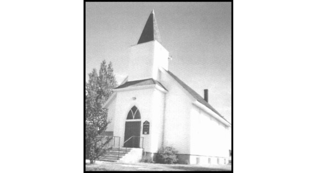 Meota United-Anglican Church