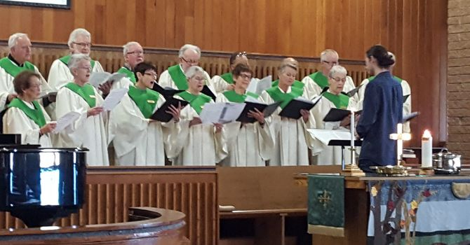 Sunnybrook Adult Choir - Postponed