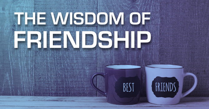 The Wisdom Of Friendship