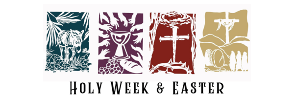 Holy Week Reflections 2020