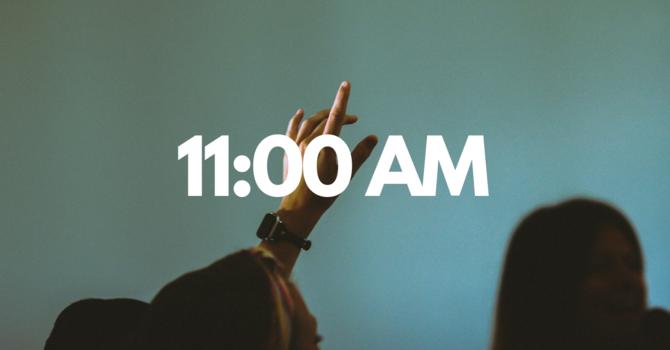 Sunday Service @ CCC Stayner 11:00am