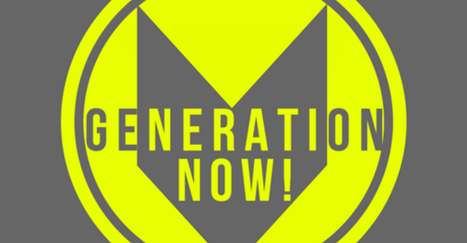 Gen Now! Youth Ministry