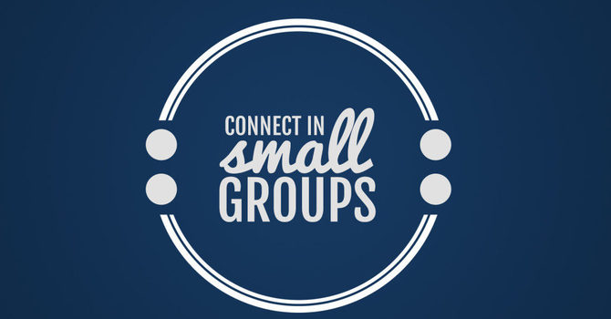 Launching Small Groups image