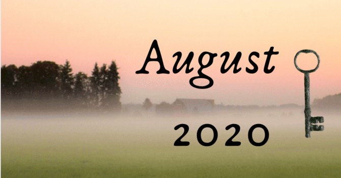Partners Only - August 2020 Prophetic Word Of The Month
