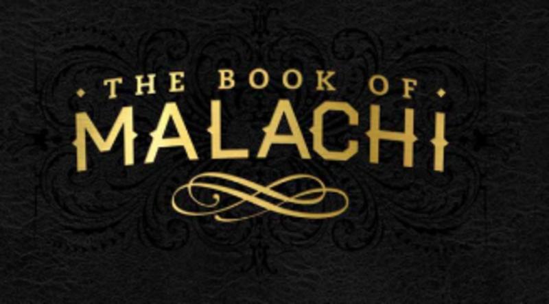 Malachi Part 1