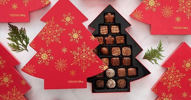 2020 Purdys Chocolates Christmas Fundraiser