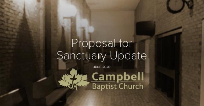 Proposal for Sanctuary